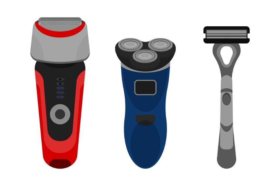 【電動髭剃り】おすすめ商品を紹介!人気モデルは?
