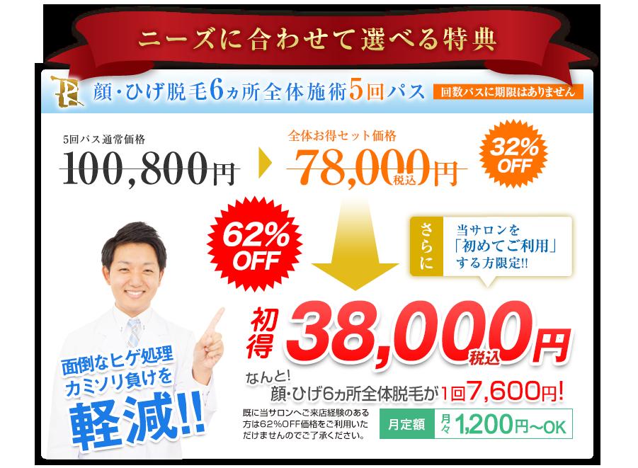 RINX(リンクス)の光脱毛は、安い月々1200円で受けられます。リンクスの脱毛は安い光脱毛です。