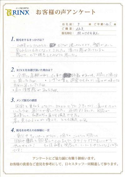 リボーン マイセルフ 吉祥寺 店 体験 談